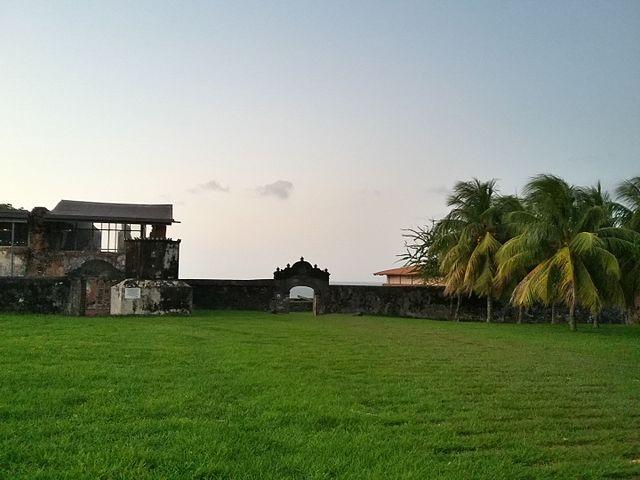 fortaleza-de-santa-barbara-en-trujillo-colon, Las Fortalezas en Honduras