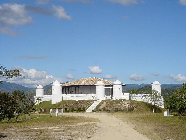 fuerte-san-cristobal-honduras, Las Fortalezas en Honduras