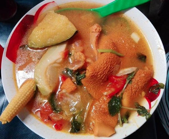 Turismo Gastronomico sopa de mondongo