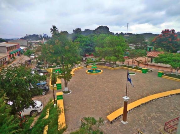 ugares turísticos de Comayagua Honduras