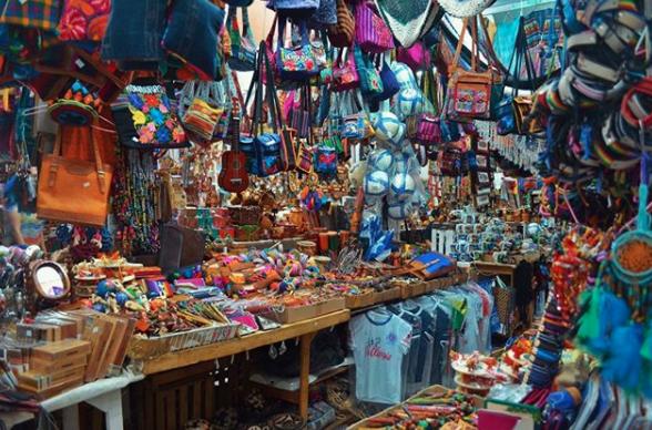 un tesoro para viajar mercado guamilito
