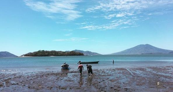 puerto de amapala en honduras