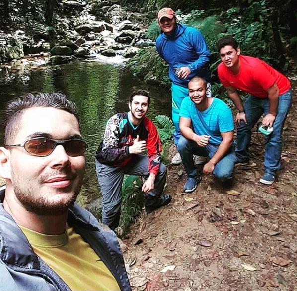 visita al parque nacional el cusuco