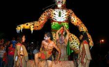 fotos de las Chimeneas Gigantes de Trinidad Santa Bárbara 2016