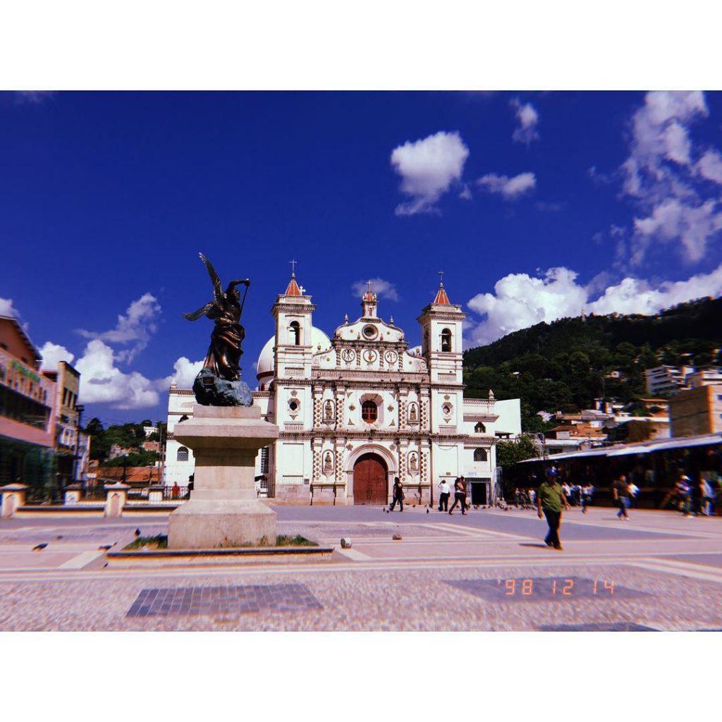 tegucigalpa honduras iglesia